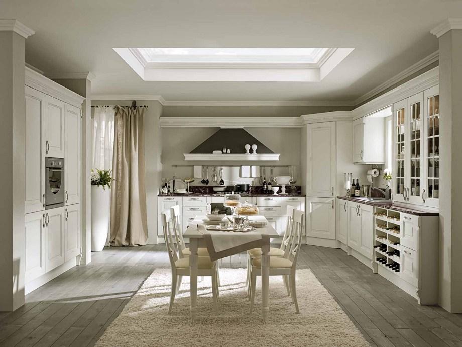 Styl romantyczny galeria zdj interio meble kuchenne for Sama arredamenti