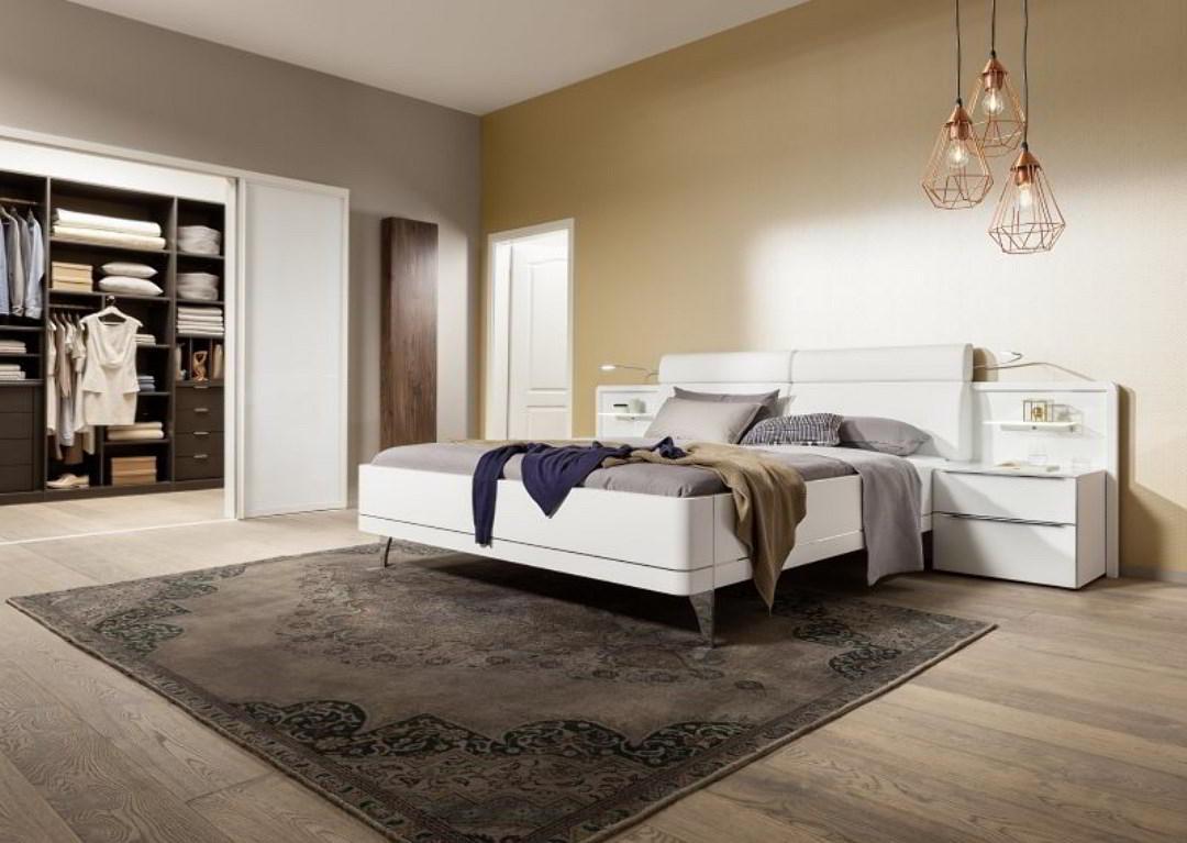 Łóżka - meble Nolte, wzornictwo