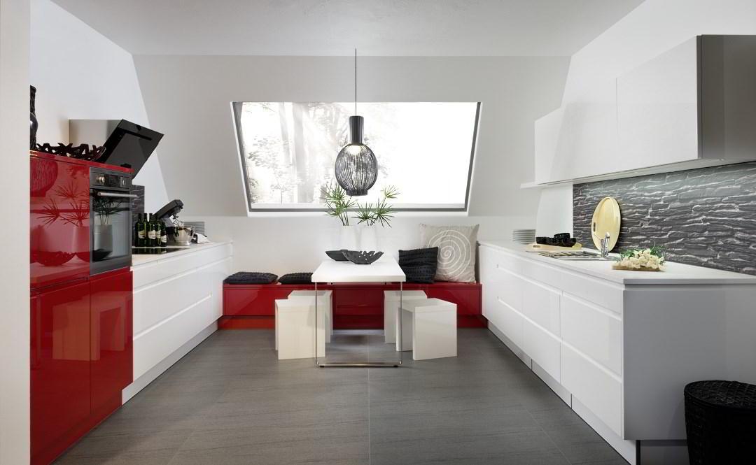Galeria ALPHA LACK, Nolte Küchen