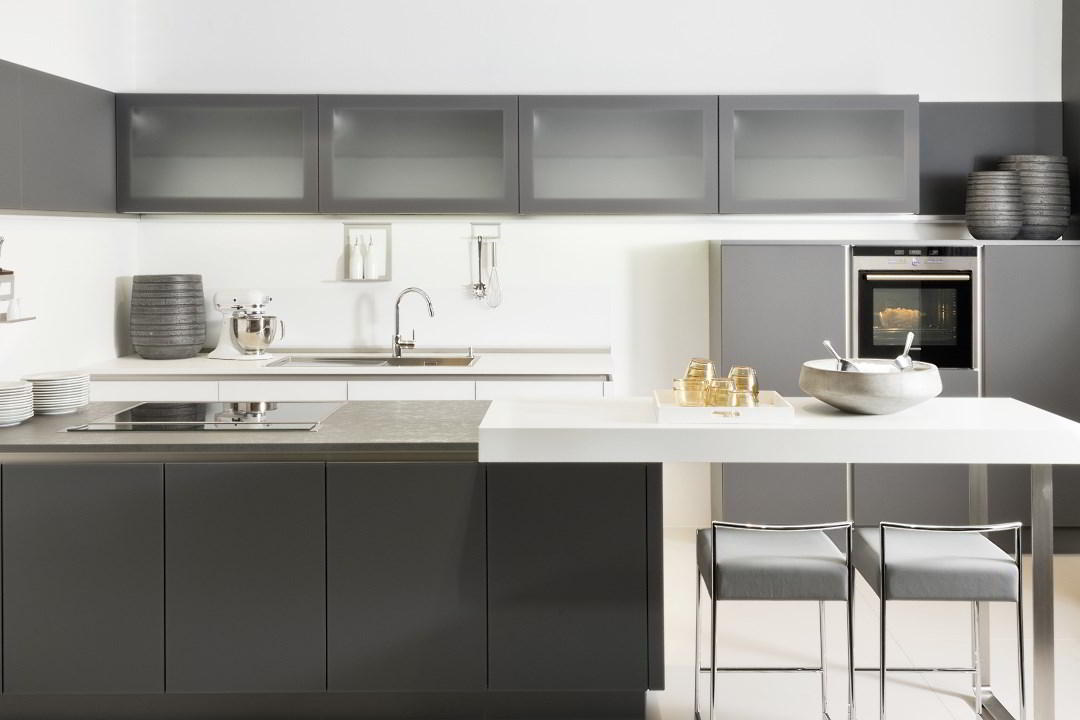 galeria glas tec meble kuchenne nolte k chen. Black Bedroom Furniture Sets. Home Design Ideas