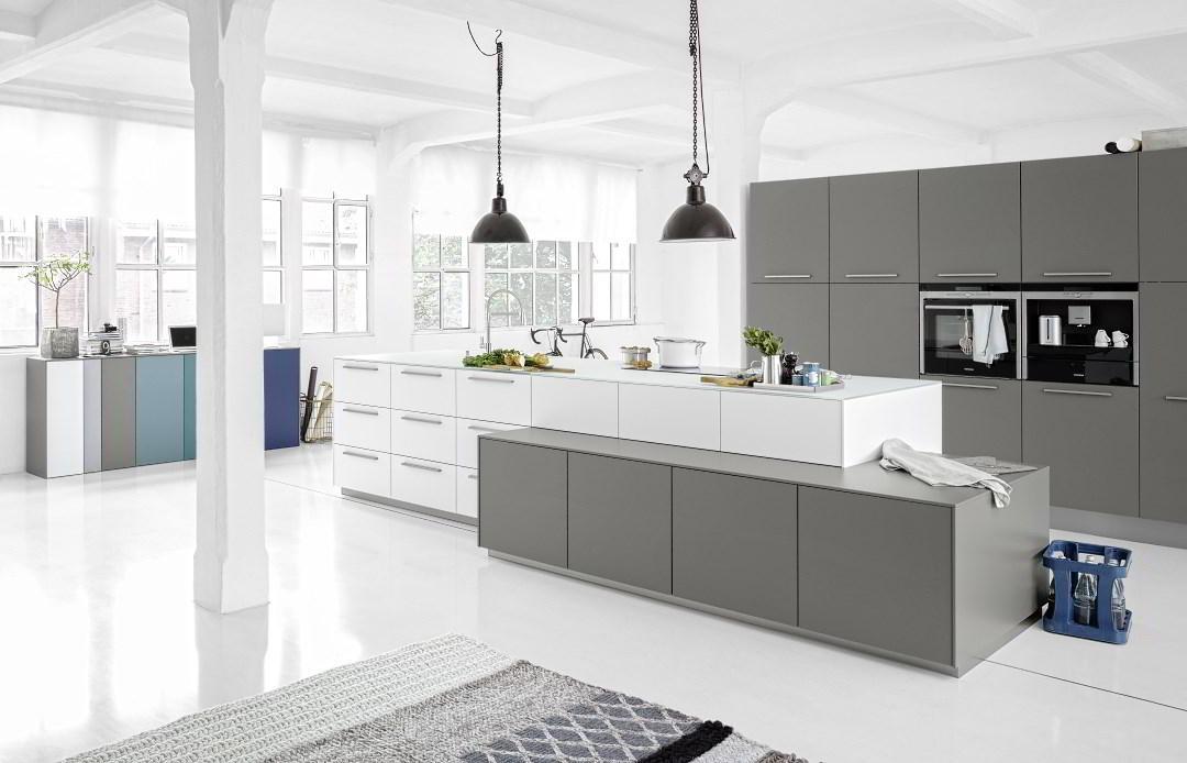 Nolte Inspiracje Design Made In Germany Nowoczesna Kuchnia