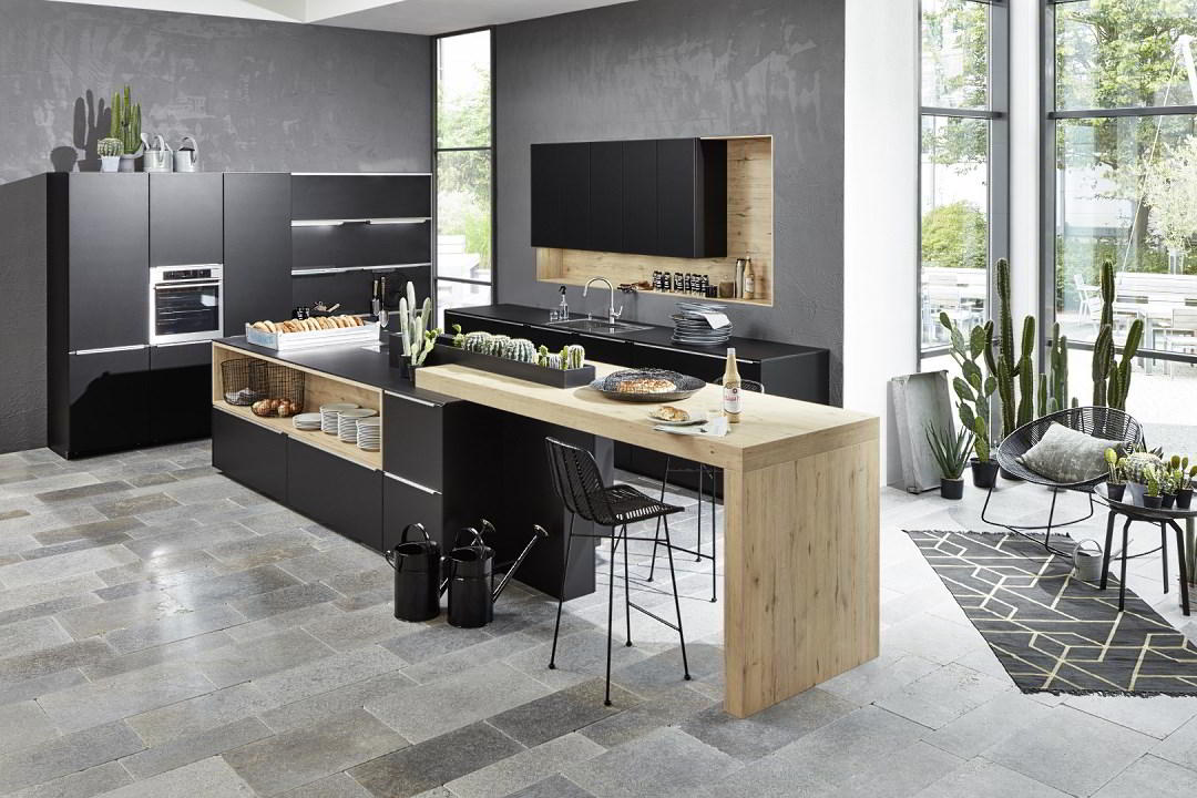 Galeria SOFT LACK, Nolte Küchen